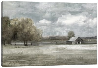 Country Quiet Canvas Art Print