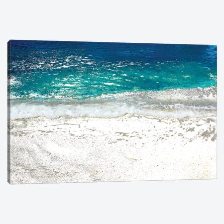 Funky Water Canvas Print #NAN566} by Nan Canvas Art