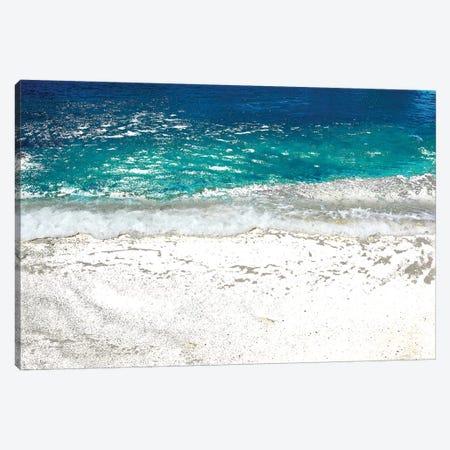 Funky Water Canvas Print #NAN566} by Nan Canvas Art
