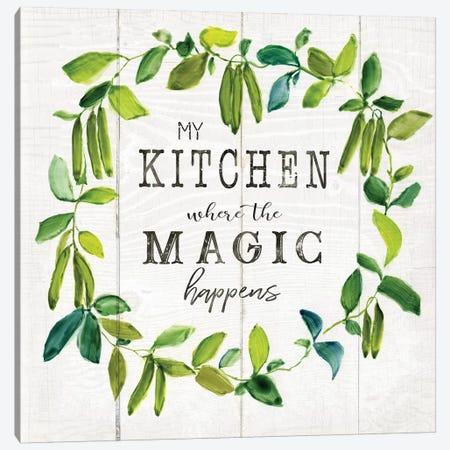 Kitchen Magic Canvas Print #NAN567} by Nan Canvas Wall Art