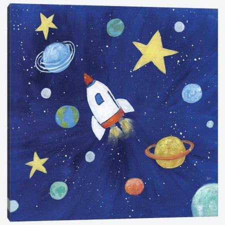 Outer Space Canvas Print #NAN569} by Nan Canvas Print