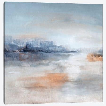 Aqua Terra Canvas Print #NAN583} by Nan Canvas Print