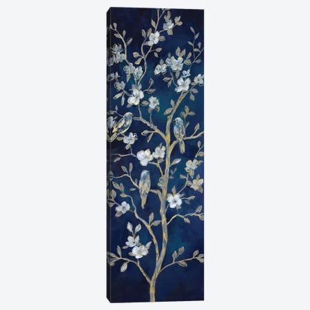 Indigo Spring I Canvas Print #NAN587} by Nan Canvas Artwork