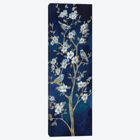 Indigo Spring II Canvas Print #NAN588} by Nan Art Print