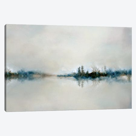 Calm Morning Canvas Print #NAN58} by Nan Canvas Art