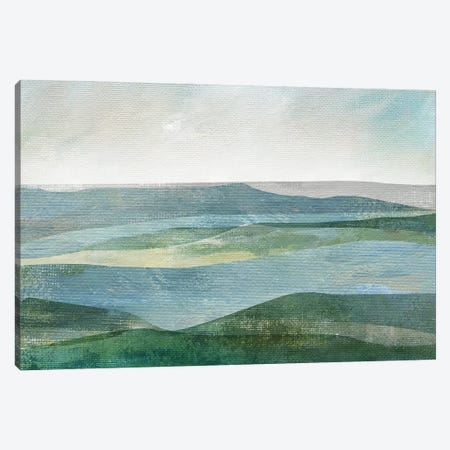 River Valley Canvas Print #NAN590} by Nan Canvas Art