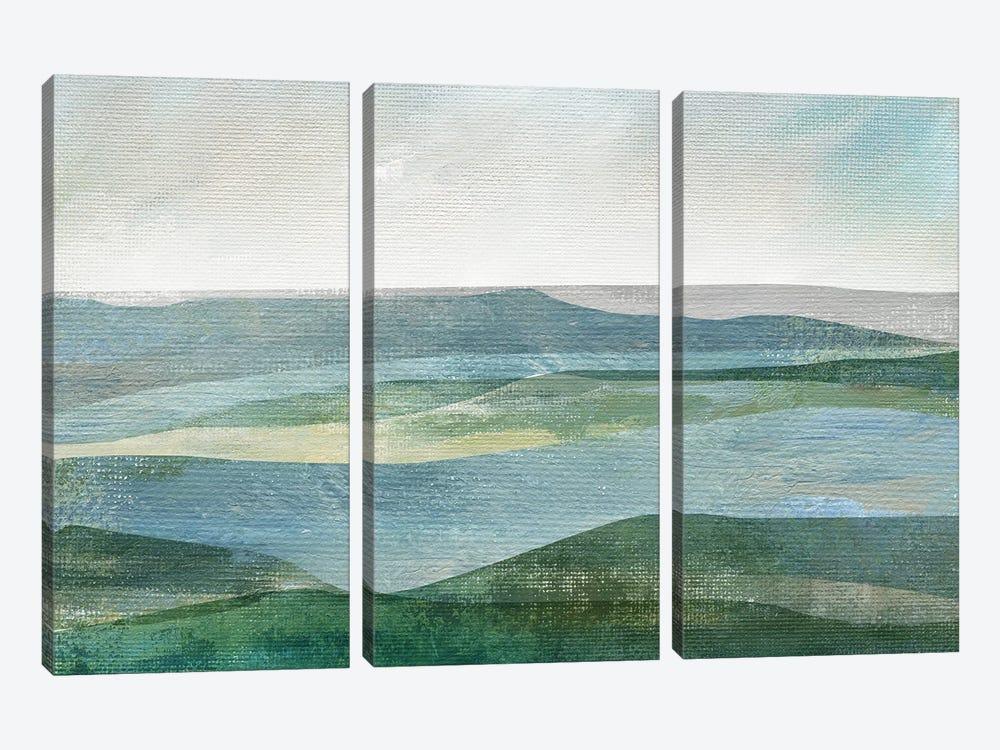 River Valley by Nan 3-piece Canvas Print