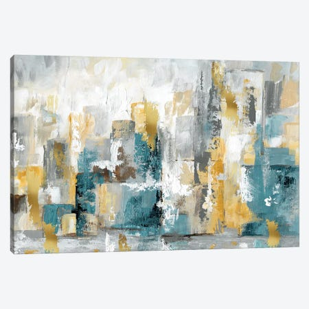 City Views I Canvas Print #NAN59} by Nan Canvas Artwork