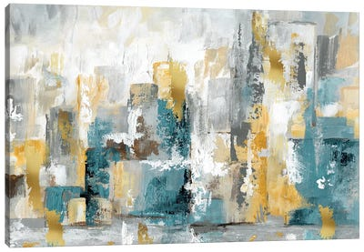 City Views I Canvas Art Print