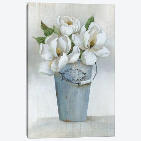 Fleuriste Francais II Canvas Print #NAN601} by Nan Canvas Wall Art
