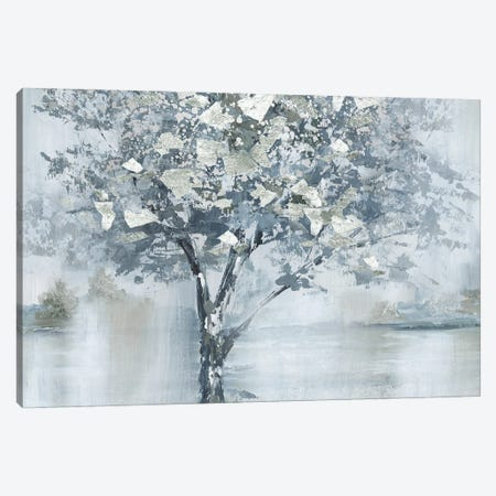 Foil Foliage Canvas Print #NAN602} by Nan Canvas Wall Art