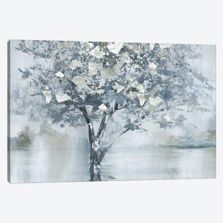 Foil Foliage Canvas Print #NAN602} by Nan Canvas Wall Art