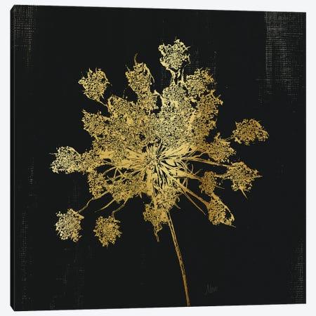Lacy Gold II Canvas Print #NAN606} by Nan Canvas Art Print