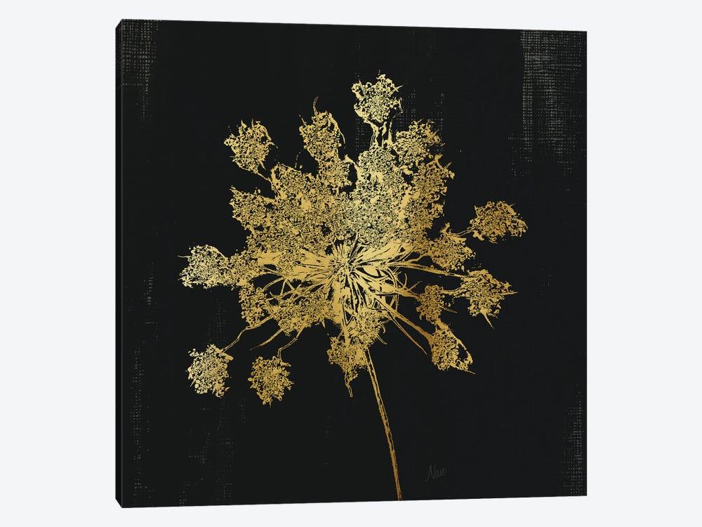 Lacy Gold II by Nan 1-piece Canvas Art