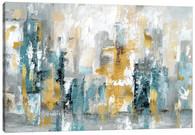 City Views II Canvas Art Print