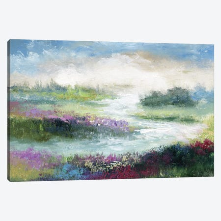 Pastoral Meadow Canvas Print #NAN610} by Nan Canvas Art Print