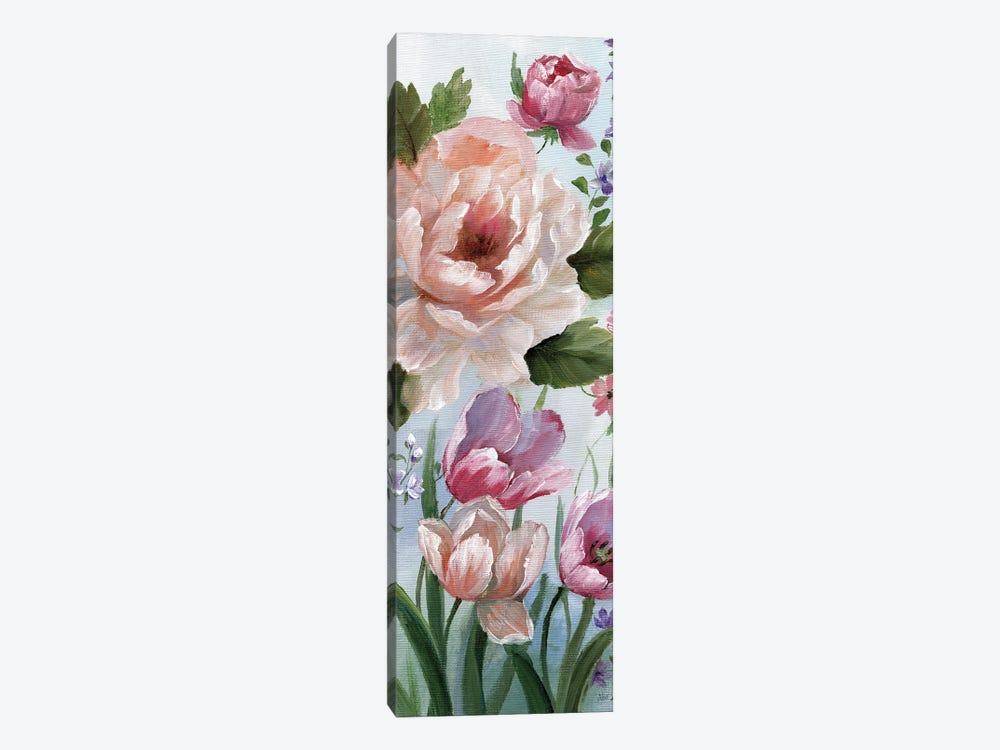 Romantic Botanical I by Nan 1-piece Canvas Print