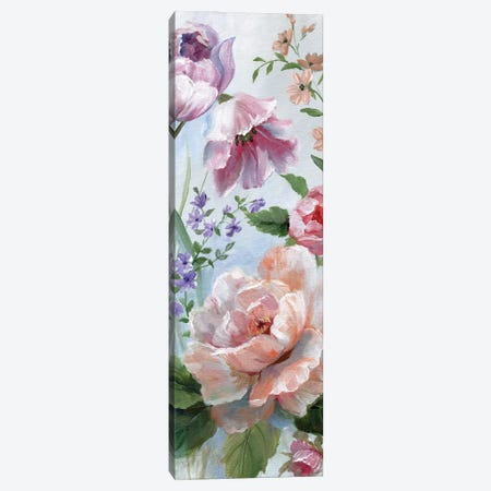 Romantic Botanical II 3-Piece Canvas #NAN615} by Nan Canvas Artwork