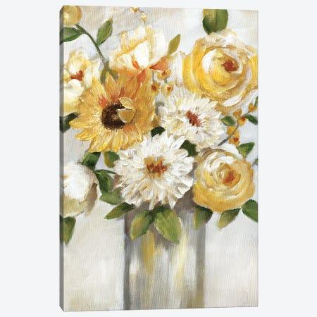 Sunshine Bouquet Canvas Print #NAN622} by Nan Canvas Wall Art