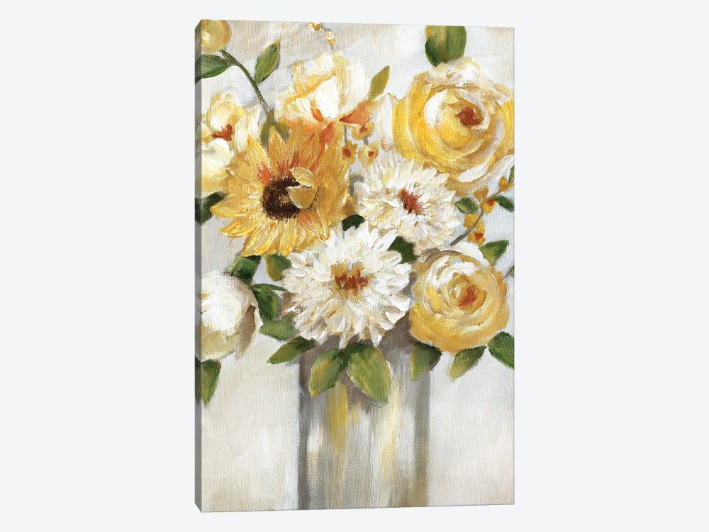 Sunshine Bouquet by Nan 1-piece Canvas Art