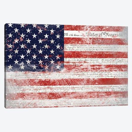 United States Canvas Print #NAN625} by Nan Art Print