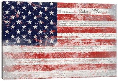United States Canvas Art Print