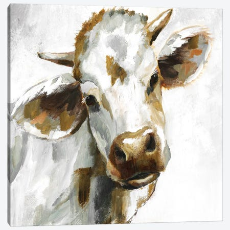 Dairy Dandy Canvas Print #NAN63} by Nan Art Print