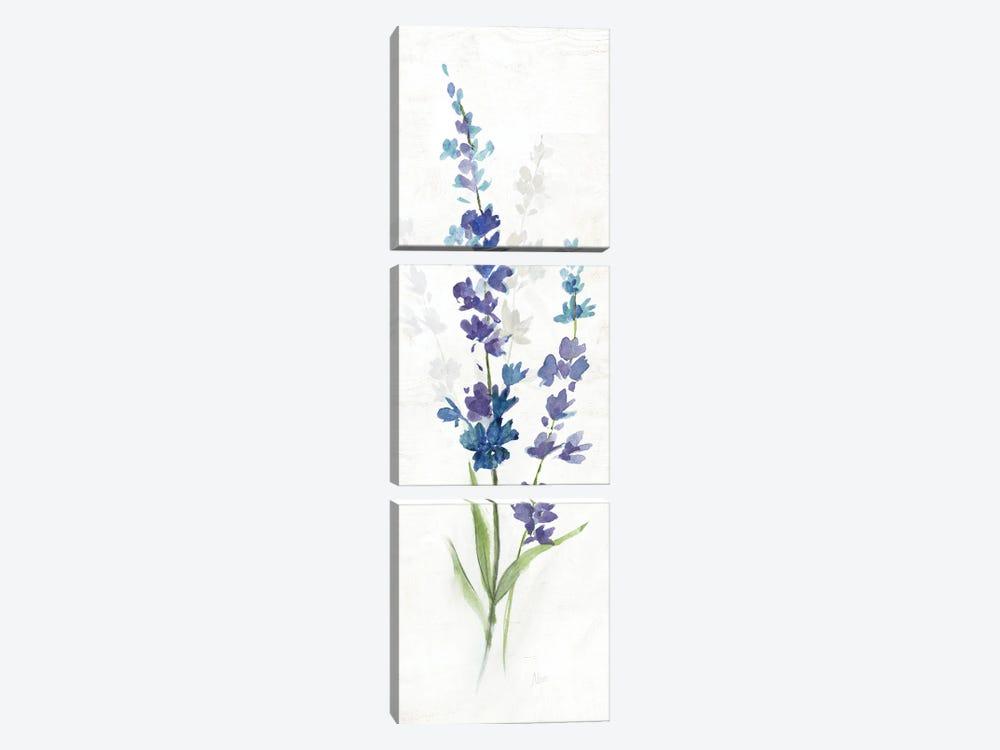 Fresh Cut Lavender II by Nan 3-piece Art Print