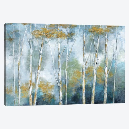 Indigo Forest Canvas Print #NAN656} by Nan Canvas Art