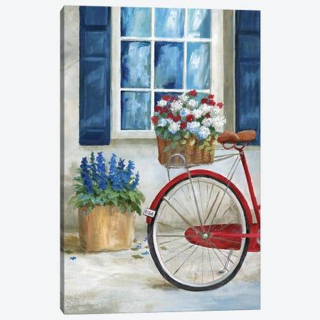 Summer Ride I Canvas Print #NAN674} by Nan Canvas Wall Art