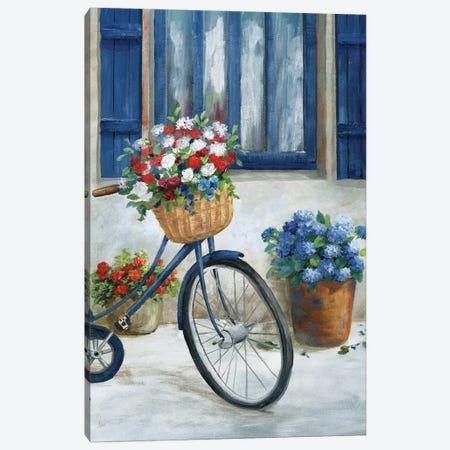 Summer Ride II Canvas Print #NAN675} by Nan Canvas Artwork