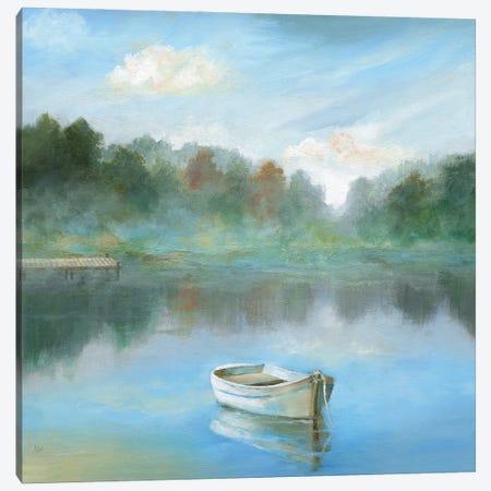 Tranquil Morning Canvas Print #NAN677} by Nan Canvas Art
