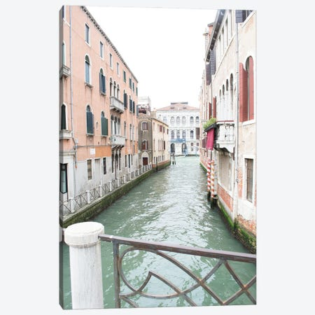 Venice Canal I Canvas Print #NAN681} by Nan Canvas Wall Art