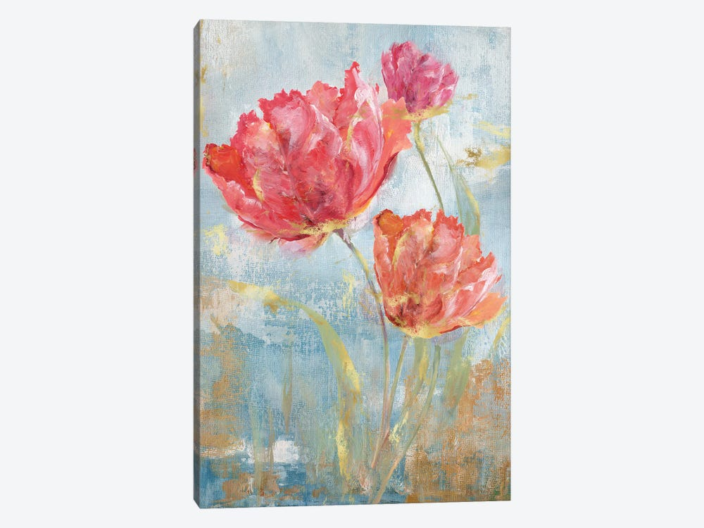 Floral Dance II by Nan 1-piece Canvas Wall Art