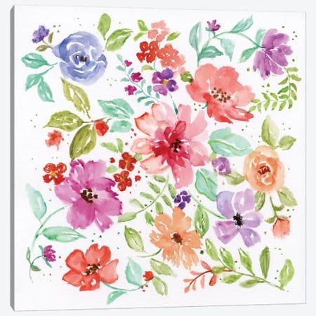 Fresh for Spring I Canvas Print #NAN69} by Nan Canvas Print