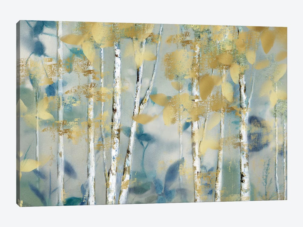 Gilded Forest I by Nan 1-piece Canvas Art