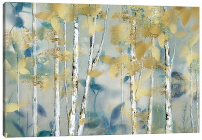 Gilded Forest I Canvas Art Print