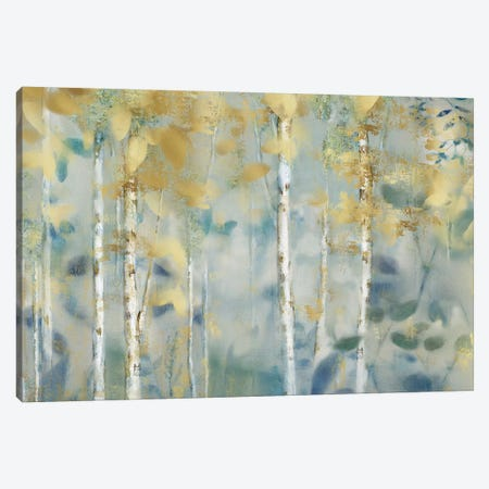 Gilded Forest II Canvas Print #NAN72} by Nan Canvas Art