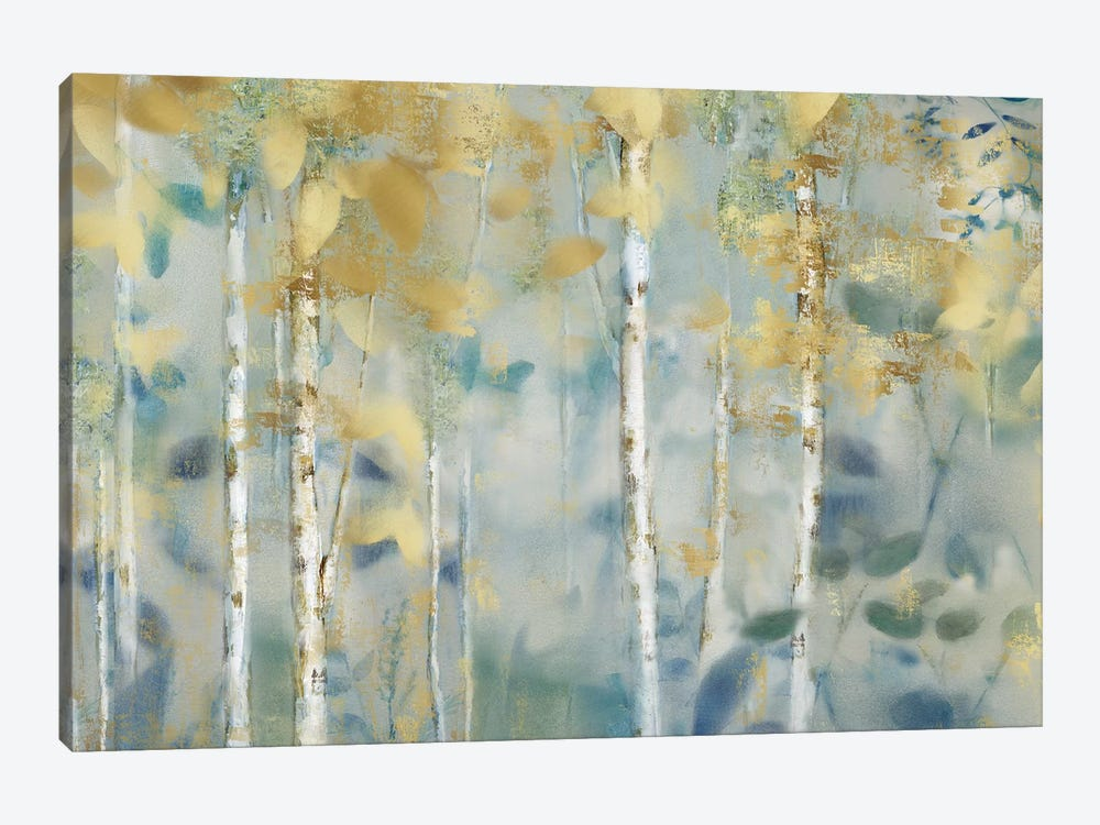 Gilded Forest II by Nan 1-piece Canvas Art Print
