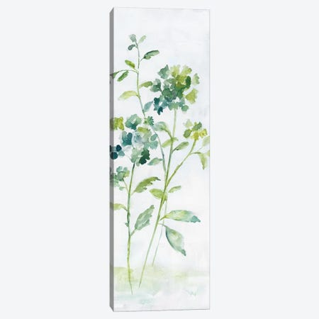 Meadow Silhouette I Canvas Print #NAN74} by Nan Canvas Print