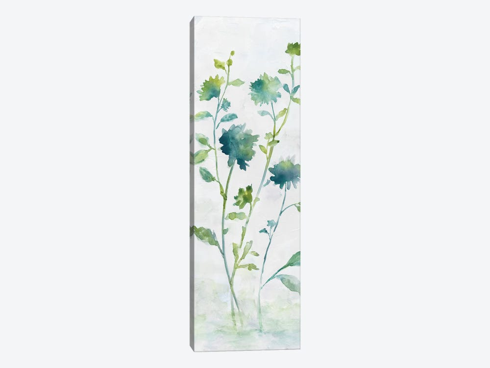 Meadow Silhouette II by Nan 1-piece Canvas Art