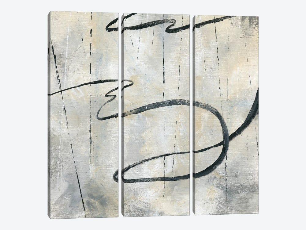Neutral Dance I by Nan 3-piece Art Print