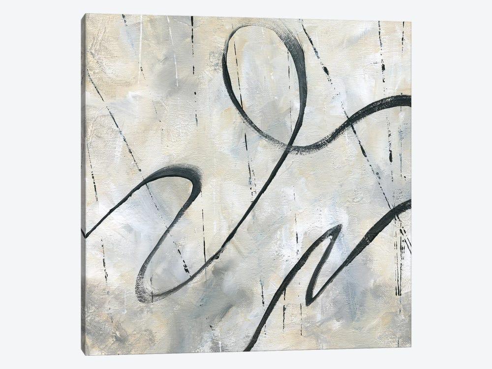Neutral Dance II by Nan 1-piece Canvas Artwork