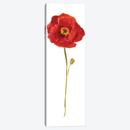 Poppy Pop I 3-Piece Canvas #NAN80} by Nan Canvas Art Print