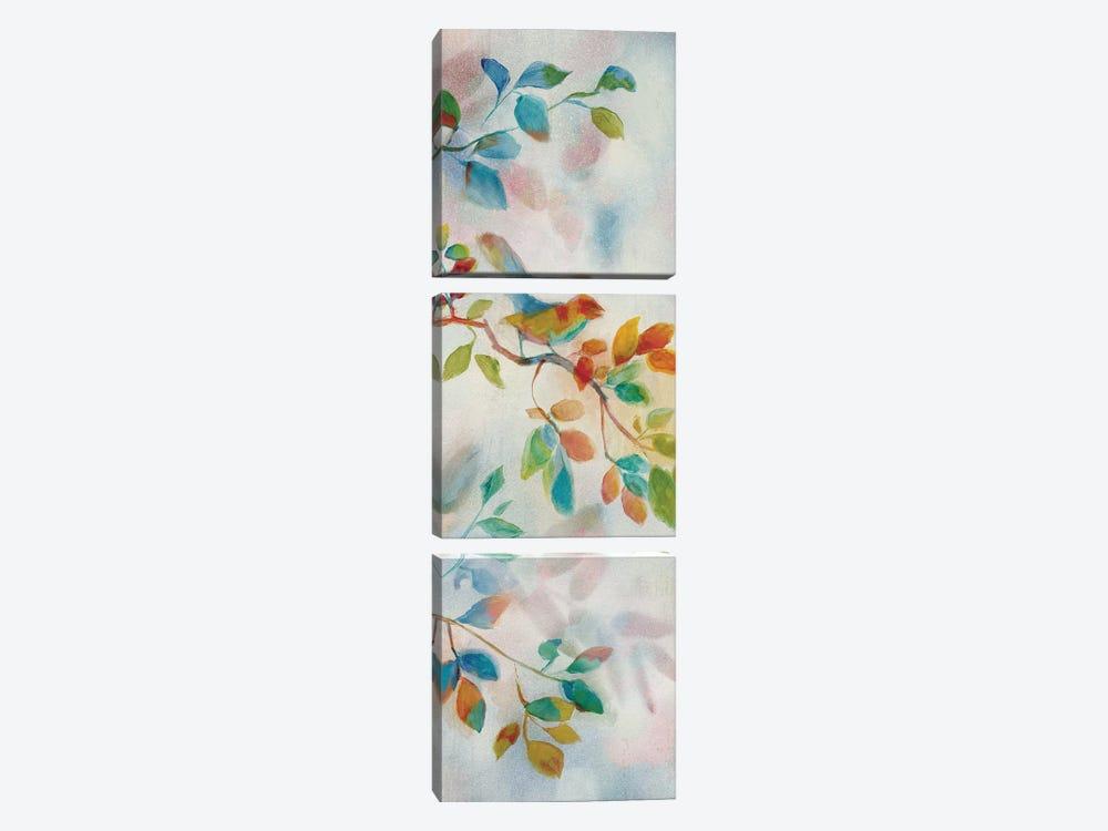 Sausalito Summer I by Nan 3-piece Canvas Art Print
