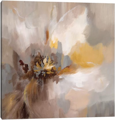 Petals Whisper Canvas Art Print