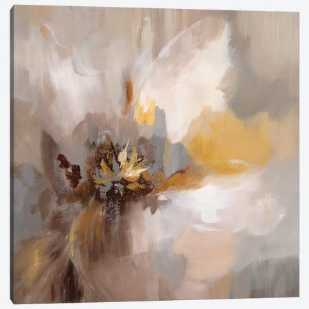 Petals Whisper Canvas Print #NAN8} by Nan Art Print