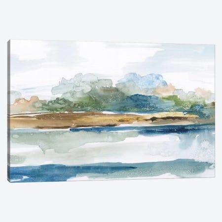 Blue Solace Canvas Print #NAN92} by Nan Canvas Wall Art