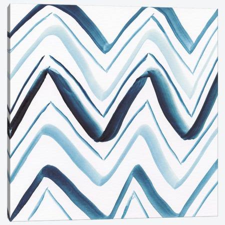 Bold Blue II Canvas Print #NAN96} by Nan Canvas Print