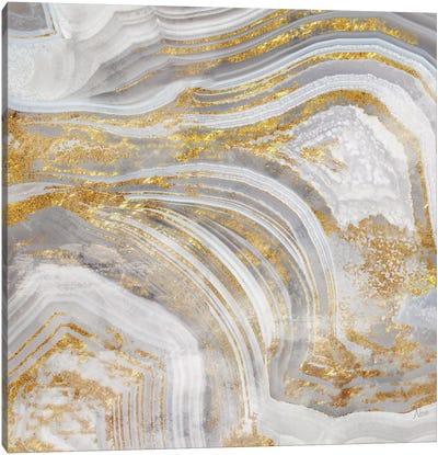 Agate Allure I Canvas Art Print